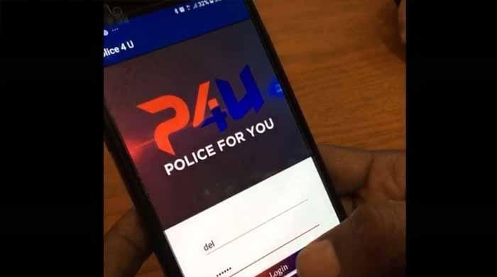 کراچی پولیس نے واردات کی گھر بیٹھے ابتدائی رپورٹ درج کرانے کیلئے ایپ لانچ کردی