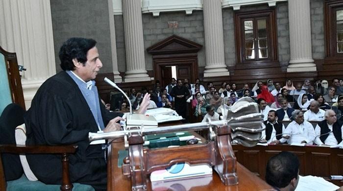 پنجاب اسمبلی میں گرفتار رکن کا پروڈکشن آرڈر جاری کرنے کا بل منظور