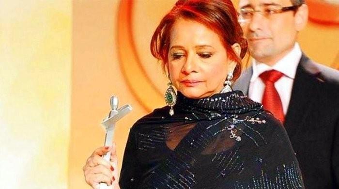 ماضی کی مشہور اداکارہ روحی بانو انتقال کر گئیں