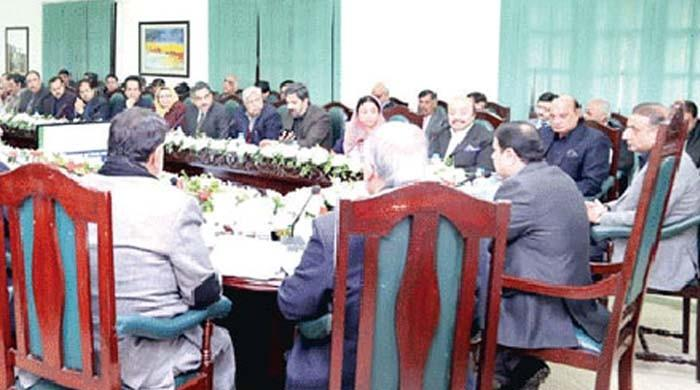 پنجاب کے 20 سے زائد وزرا کے محکموں کی کارکردگی غیر تسلی بخش قرار: رپورٹ