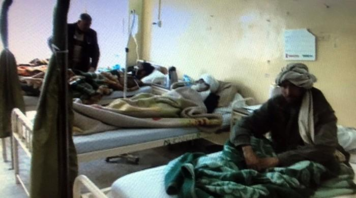بلوچستان میں  سرطان کی مختلف اقسام میں مبتلا مریضوں کی تعداد میں اضافہ