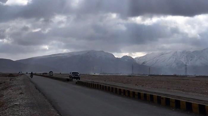 آئندہ پیر سے بلوچستان میں بارشوں کا نیا سسٹم داخل ہونے کا امکان