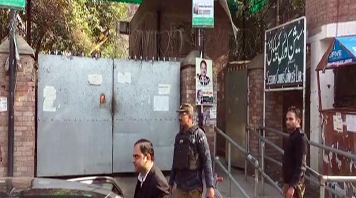 لاہور: سیشن کورٹ کے باہر فائرنگ، پیشی کیلئے آیا ہوا شخص جاں بحق