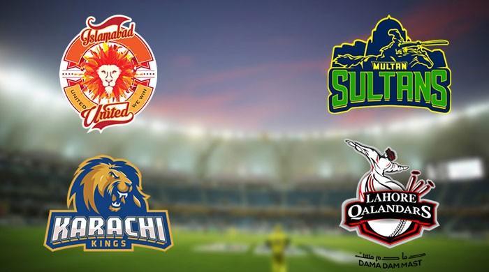 آج اسلام آباد یونائیٹڈ کا مقابلہ ملتان سلطانز سے اور کراچی کنگز کا لاہور قلندر سے ہوگا