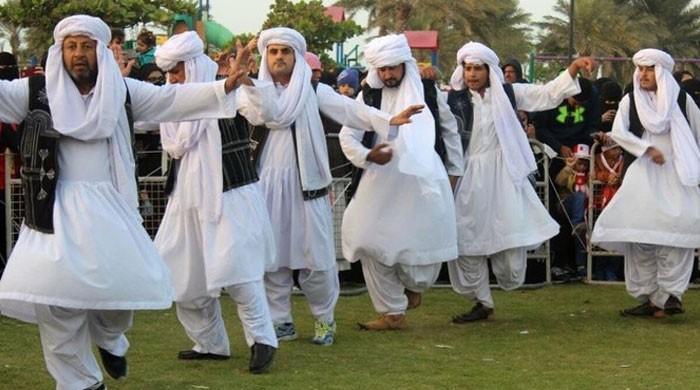 ہشت زبانوں کا صوبہ بلوچستان