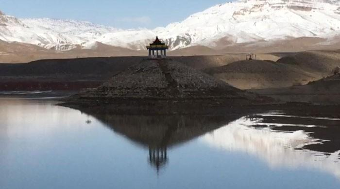 کوئٹہ کی 8 ماہ سے خشک ہنہ جھیل کی رونقیں بارشوں کے بعد لوٹ آئیں