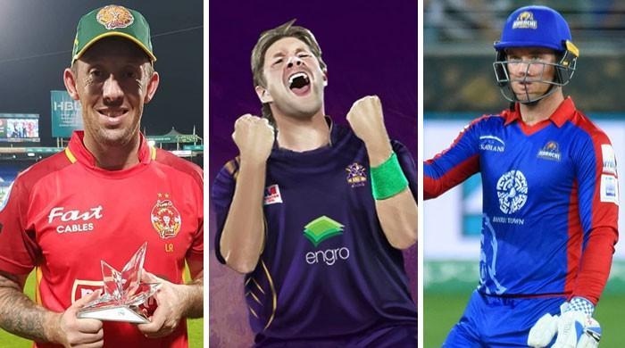 پاکستان سپر لیگ 2019ء میں غیر ملکی بیٹسمینوں کا راج