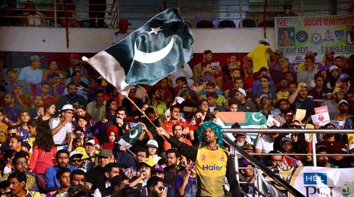 یو اے ای سے کراچی تک، پاکستان کی جیت کا سفر