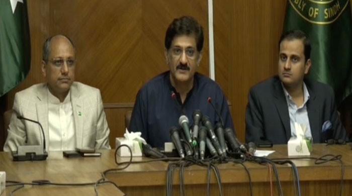 نیشنل ایکشن پلان پر عملدرآمد کر رہے ہیں، دہشت گردی کیلئے زیرو ٹالرنس ہے: وزیراعلیٰ سندھ