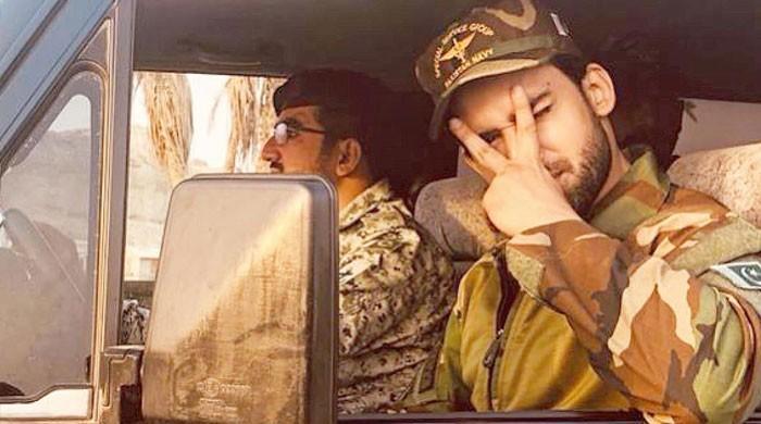یوم پاکستان کیلئے خصوصی ٹیلی فلم 'لعل' کا شاندار ٹریلر ریلیز