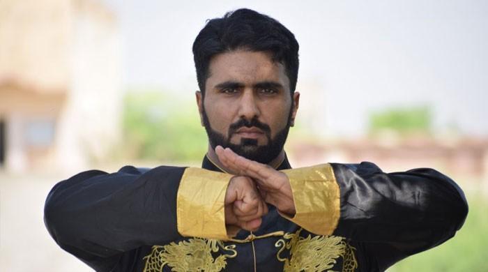 پاکستان کے عرفان محسود نے ایک اور عالمی ریکارڈ اپنے نام کر لیا