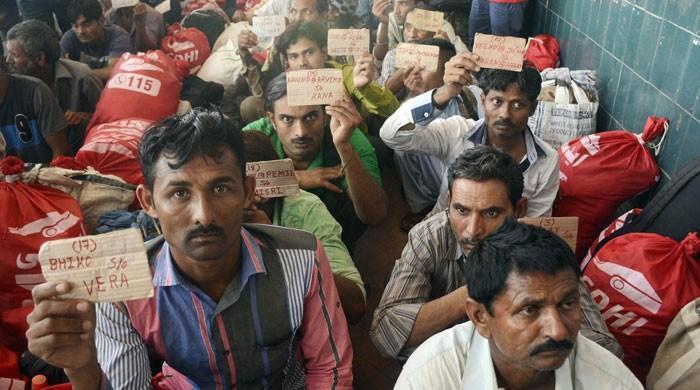 پاکستان نے جذبہ خیر سگالی کے تحت 100 بھارتی ماہی گیروں کو رہا کر دیا