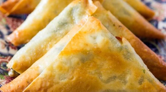 بیکڈ سموسے: اس رمضان صحت اور ذائقہ ایک ساتھ