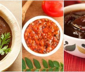 چٹنی کی خاص بات، افطار کا ذائقہ دوبالا ہاضمے کے ساتھ