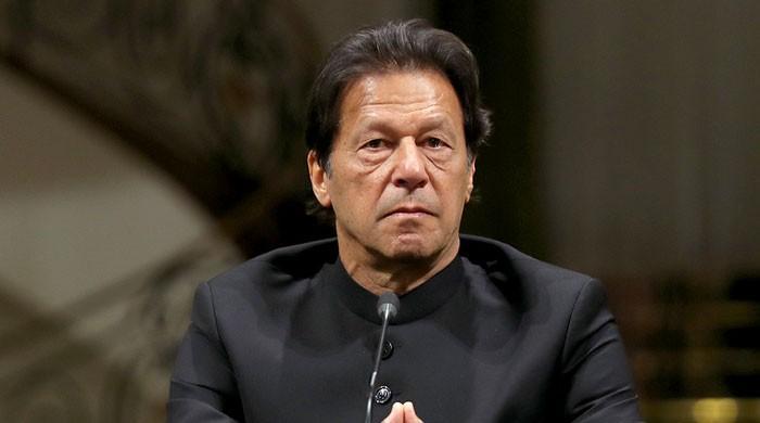 وزیراعظم عمران خان کے استعفے کی قرارداد پنجاب اسمبلی میں جمع