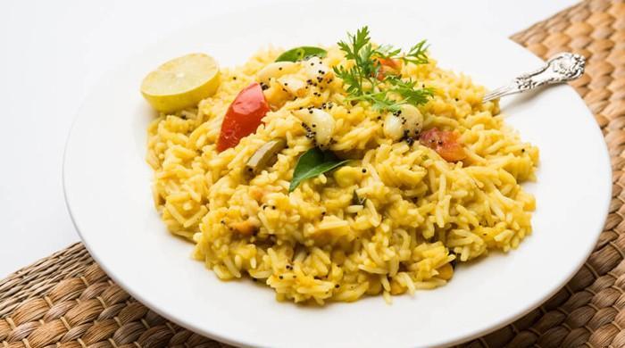افطار کے بعد ہلکی پھلکی غذا کھچڑی کا انتخاب کریں
