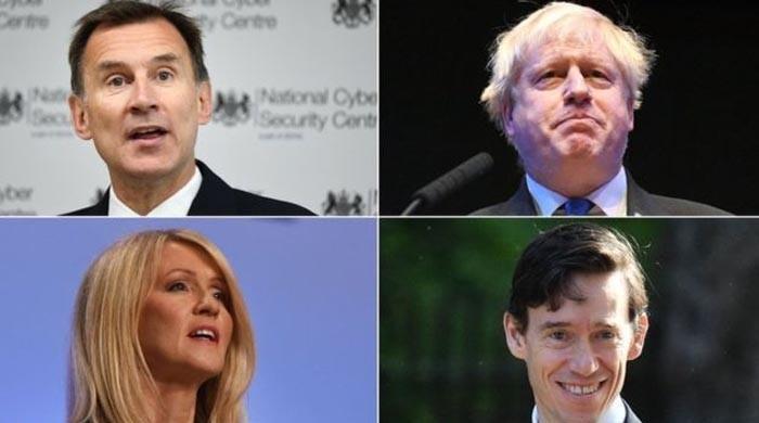 برطانیہ میں نئے وزیراعظم کے لیے امیدواروں کی دوڑ شروع