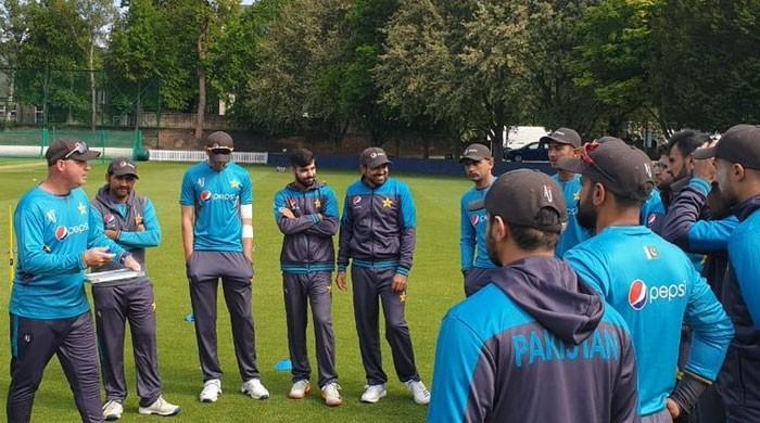 ورلڈکپ میں پاکستانی کھلاڑیوں کو فیملی ساتھ رکھنے کی اجازت مل گئی