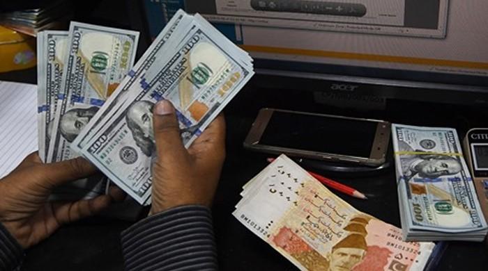 ڈالر کی قدر میں پھر اضافہ، اوپن مارکیٹ میں 152 روپے کا ہوگیا