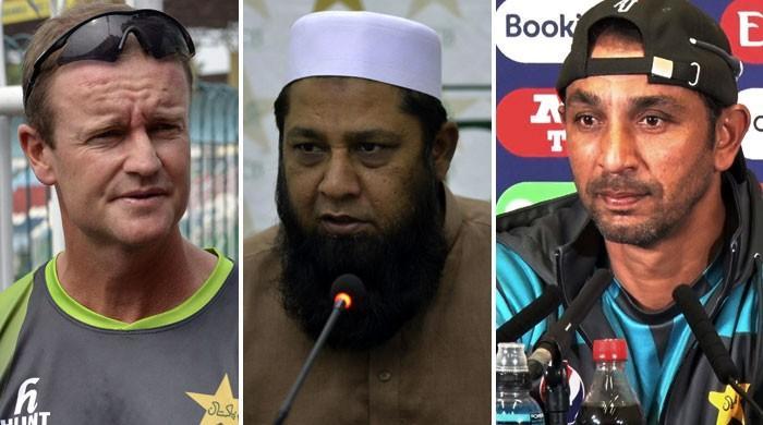 طلعت علی، گرانٹ فلاور، اظہر محمود اور انضمام الحق کو فارغ کیے جانے کا امکان