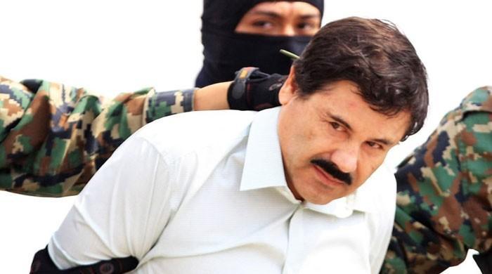 میکسیکن 'ڈرگ لارڈ' کو امریکا میں عمر قید کی سزا