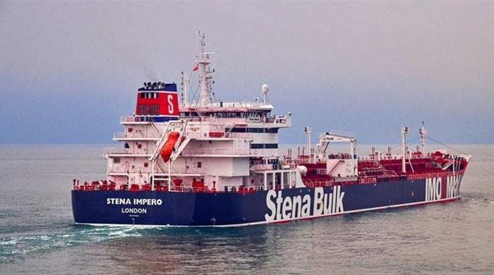 برطانیہ کا ایران پر 2 برطانوی آئل ٹینکر قبضے میں لینے کا الزام