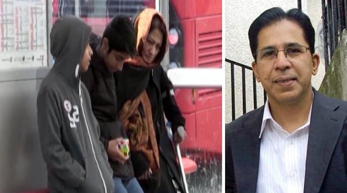 سابق ایم کیوایم رہنما عمران فاروق کی بیوہ، بچے کسمپرسی کی زندگی گزارنے پر مجبور