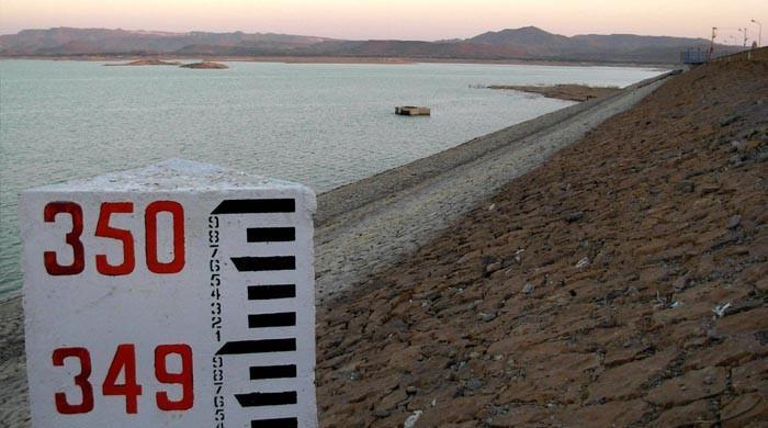 مون سون بارشوں سے حب ڈیم میں پانی کی سطح میں 13 فٹ کا اضافہ