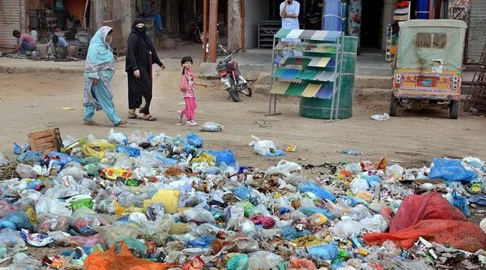 ہفتہ صفائی نہیں کچرا نہ پھینکنے کے شعور کی مہم ضروری