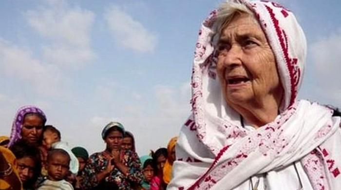 پاکستانیوں کی مُحسن، ڈاکٹر رتھ فاؤ