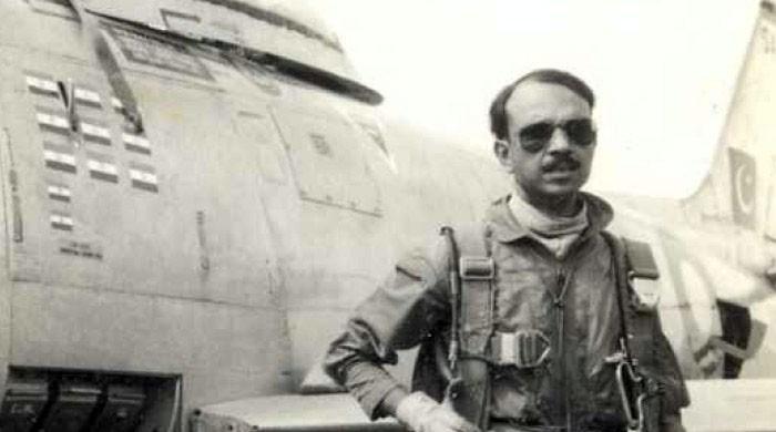 ایم ایم عالم: 'ضرورت پڑی تو ہندوستانی ایئر فورس پر پھر ہم غالب آئیں گے'