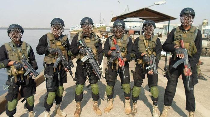 جنگی چالیں اور فدائی مشن، پاک بحریہ کے کمانڈوز کی مہارت
