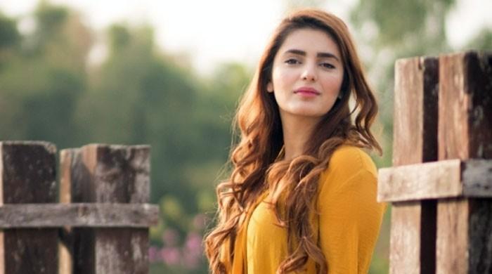 مومنہ مستحسن کی آواز پہلی بار ڈرامہ سیریل کا حصہ