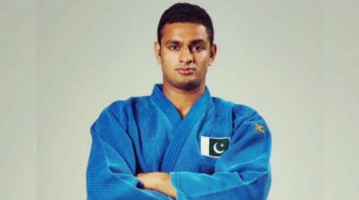 جوڈوکا شاہ حسین شاہ کی اولمپکس تک رسائی کیلئے فنڈز کا مطالبہ