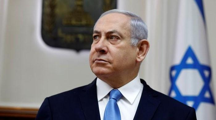 نفرت پھیلانے پر فیس بک کا اسرائیلی وزیراعظم کیخلاف ایکشن