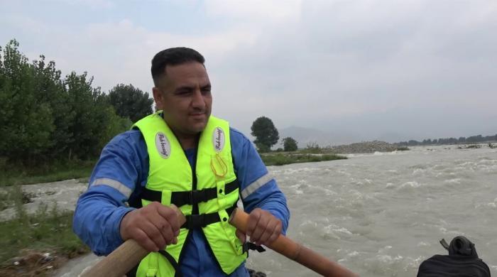 دریائے سوات کا ایک گمنام ہیرو!