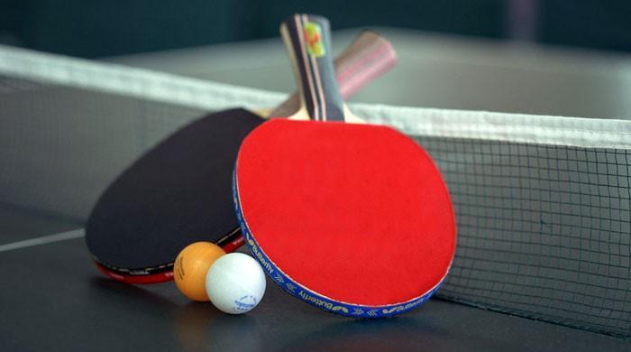 پاکستان ٹیبل ٹینس ٹیم ایشین چیمپئین شپ میں شرکت سے محروم