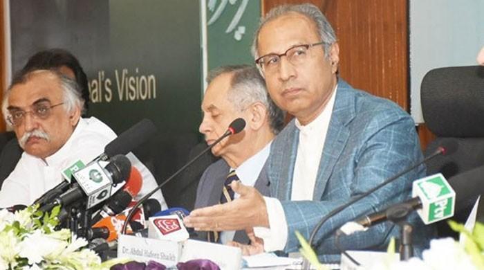 معیشت بحران سے نکل کر استحکام پر پہنچ چکی: مشیر خزانہ کا اعلان