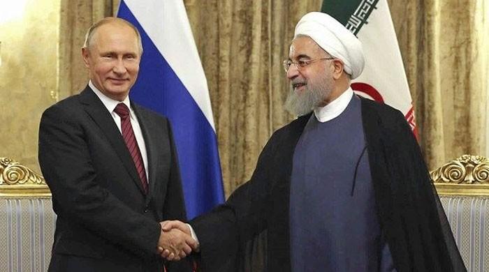 شام کے تصفیے میں ایرانی تعاون اور کوششوں کے شکرگزار ہیں: پیوٹن