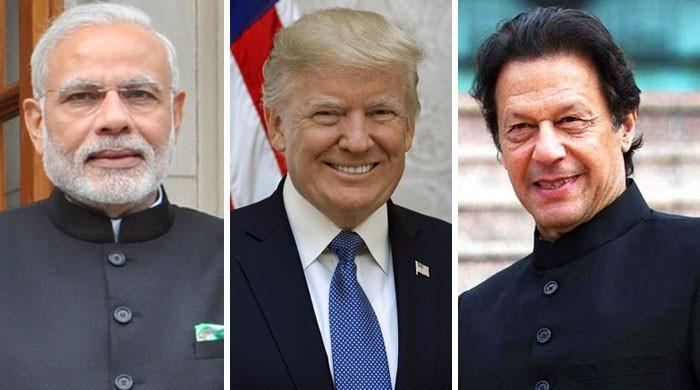 وزیراعظم عمران خان اور مودی سے ملاقات کروں گا: ٹرمپ