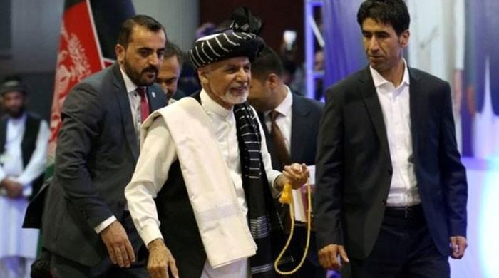 افغان صدر طالبان کے خودکش حملے میں بچ نکلے، 48 افراد ہلاک