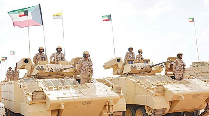 سعودی ایران تنازع: کویت نے فوج کو ہائی الرٹ کردیا