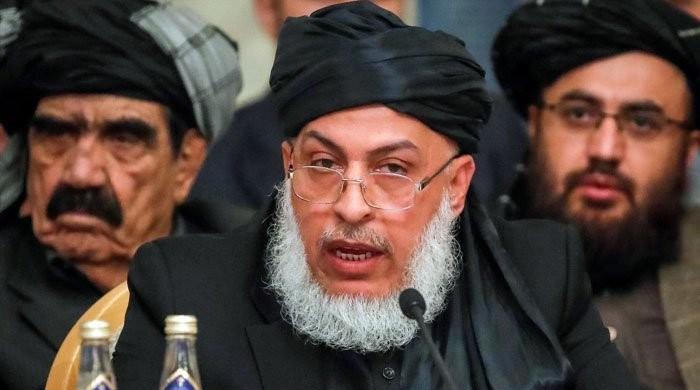 'مذاکرات کیلئے ہمارے دروازے کھلے ہیں'، طالبان کا امریکی صدر کو پیغام