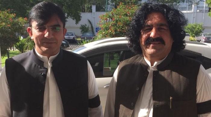 پشاور ہائیکورٹ کا محسن داوڑ اورعلی وزیر کو ضمانت پر رہا کرنے کا حکم
