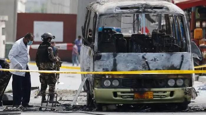 افغان صوبے زابل میں انٹیلی جنس ایجنسی کے دفتر کے قریب دھماکا، 10 افراد ہلاک