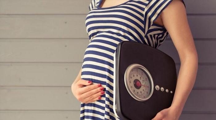 حاملہ خواتین میں موٹاپے کی شرح میں ہوش رُبا اضافہ