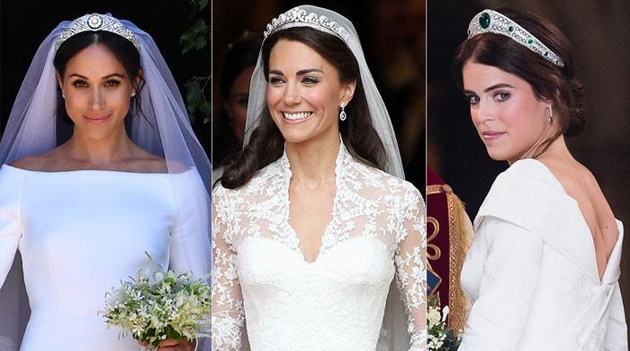 برطانوی شاہی خاندان کی تین خواتین امید سے