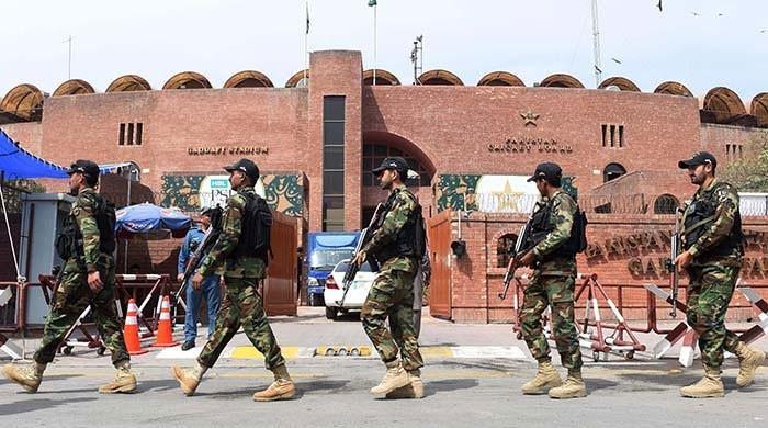پاک آرمی سری لنکن ٹیم کی سیکیورٹی کی براہ راست نگرانی کرے گی