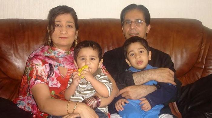 عمران فاروق کی بیوہ کے پولیس کے سامنے اہم انکشافات
