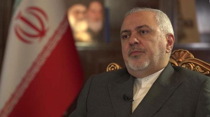 ایران اور سعودی عرب کے پاس بات چیت کے علاوہ کوئی چارہ نہیں: جواد ظریف